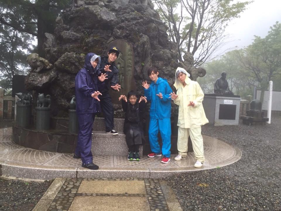 2016 大山登山