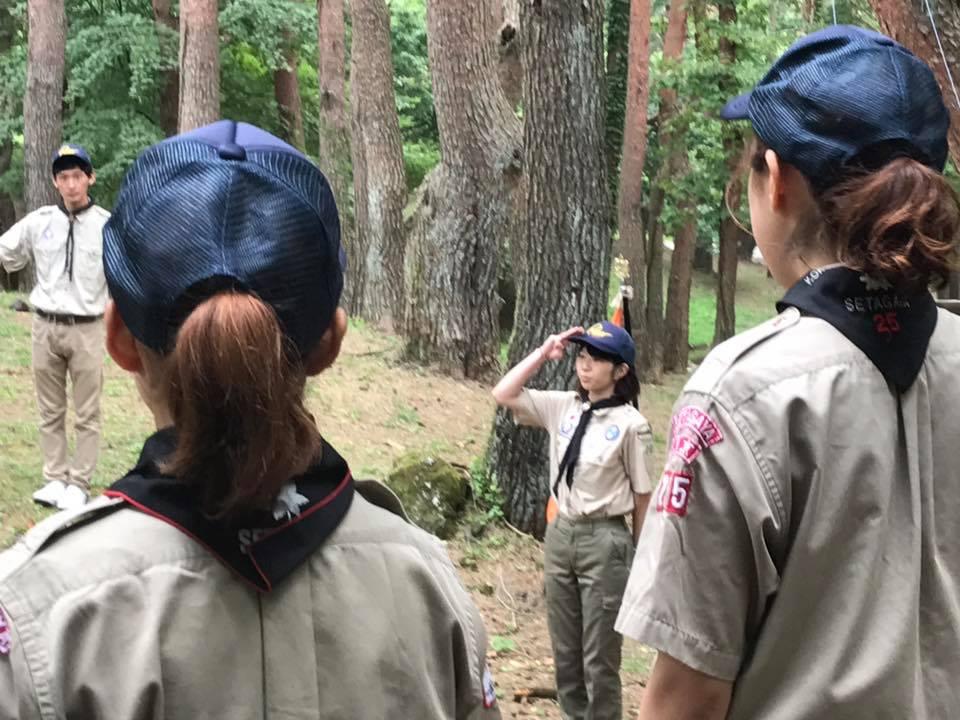 2017_夏期合宿スタート